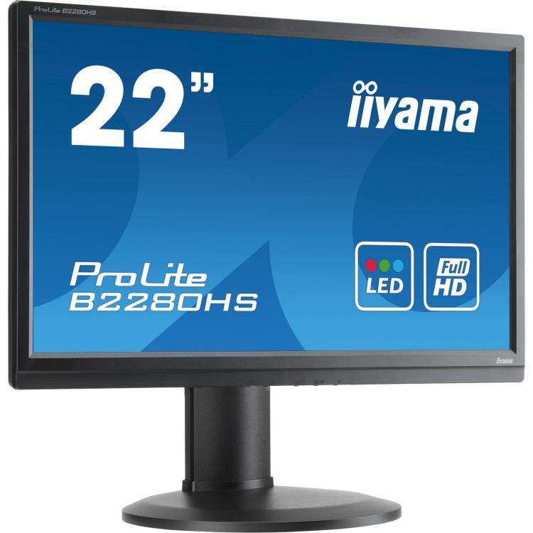 Iiyama B2280HS-B1DP - Monitor