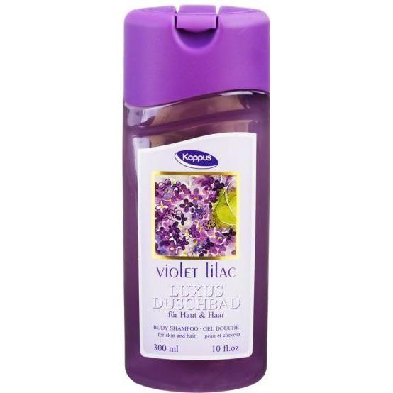 Kappus Violet Lilac Bad & Douche Gel