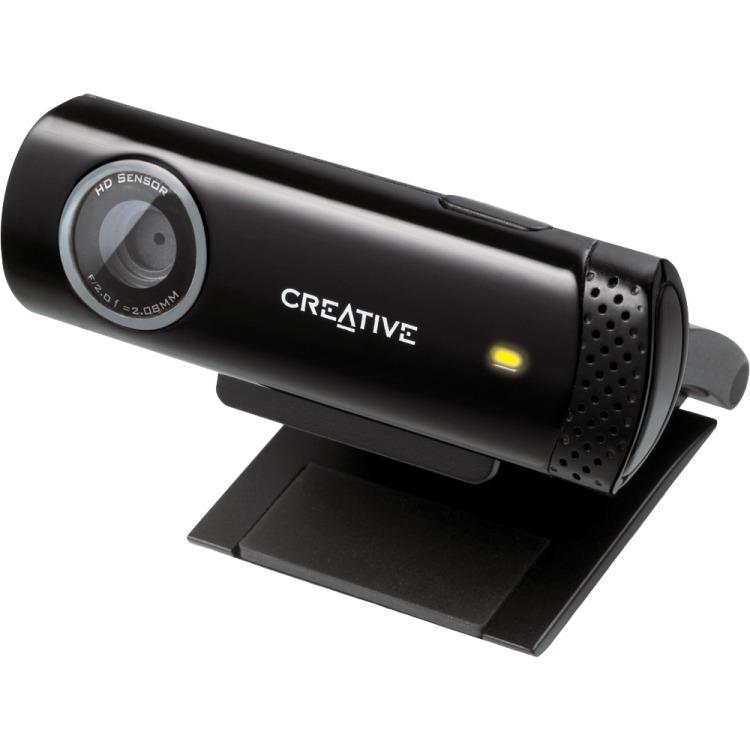 Creative Live Cam Chat HD Webcam - Zwart