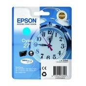 Epson 27 Cartridge Cyaan