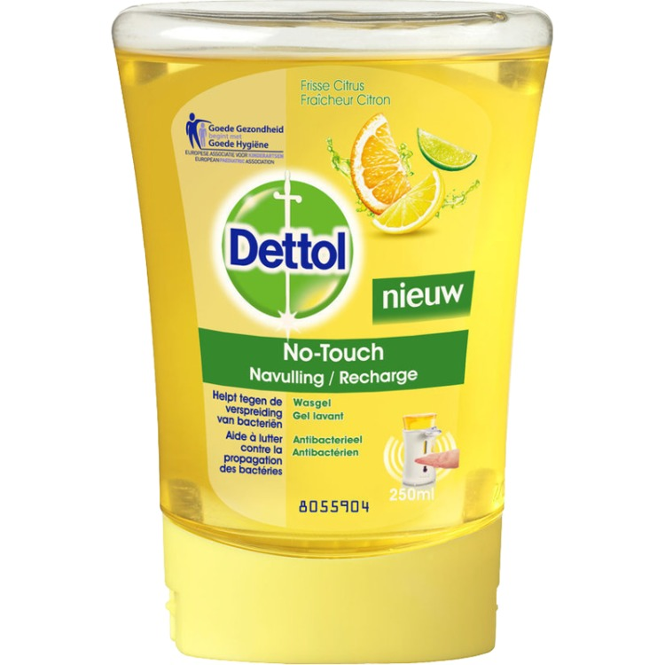 Dettol No Touch refill citroen