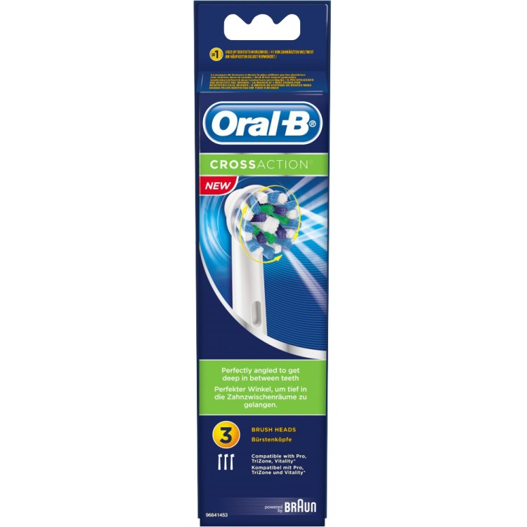 Oral-B CrossAction 3 Pack