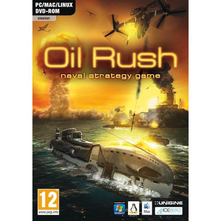 Oil Rush  (DVD-Rom)