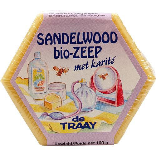 Traay Sandelwood Zeep