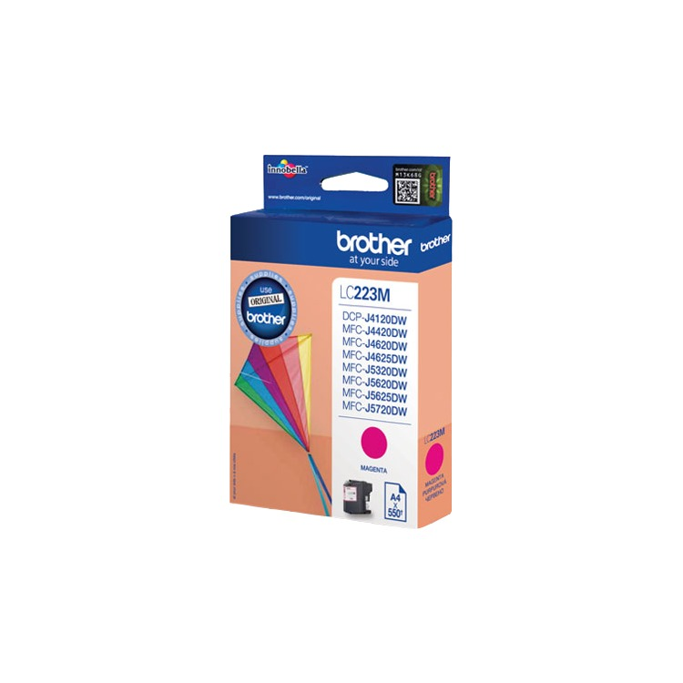 LC-223 inktcartridge magenta standard capacity 550 pagina's 1-pack