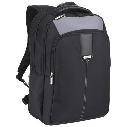 Targus Transit 15 Rugtas voor 16 inch Laptop - Zwart / Grijs