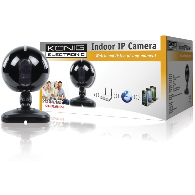 Konig SEC-IPCAM105B IP Camera