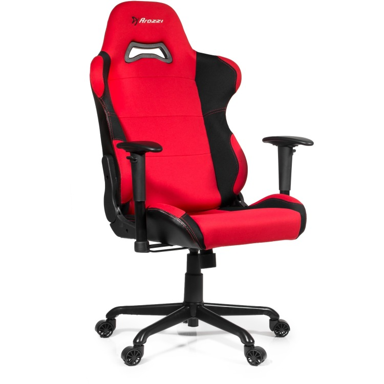 Image of Arozzi, Torretta XL-Fabric Gaming Chair (Rood)