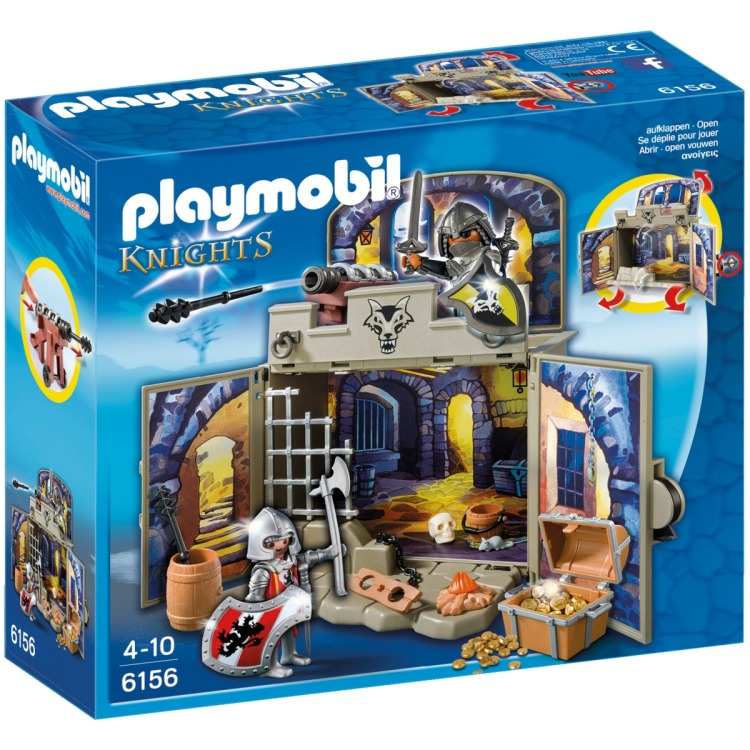 Playmobil Knights Riddersschatkamer 6156