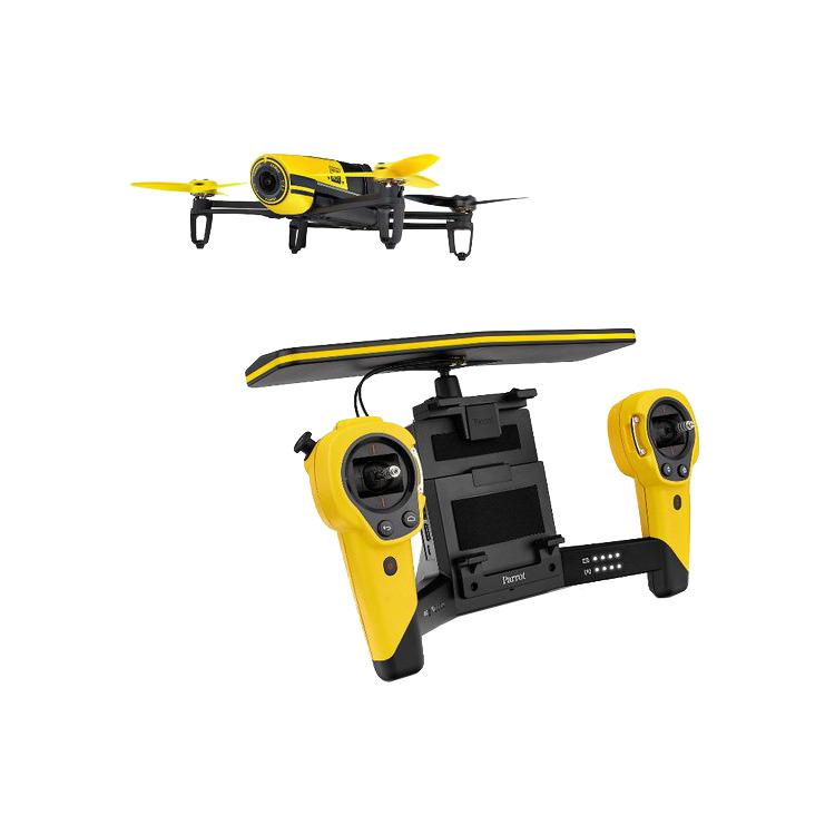 Bebop-drone + Skycontroller Geel