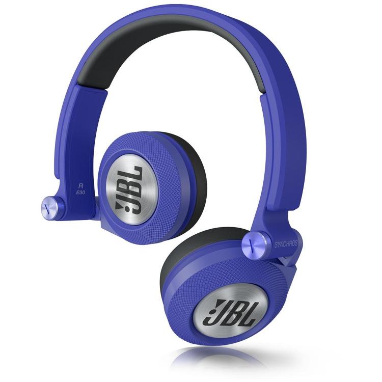 JBL Synchros E30 Blauw