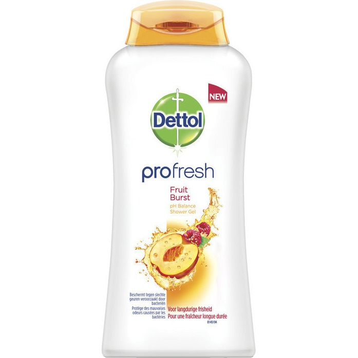 Image of Profresh Fruit Burst Douchegel, 250 Ml