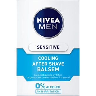 Image of Men Sensitive Cooling Aftershave Balsem, 100 Ml