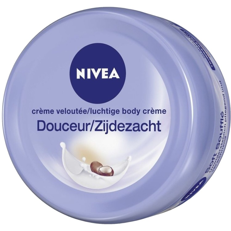 Image of Zijdezachte Luchtige Body Crème (300 Ml)
