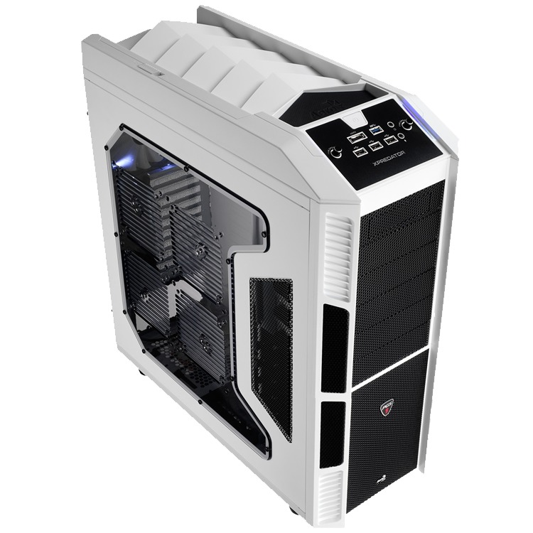 Image of Aerocool XPredator White Edition