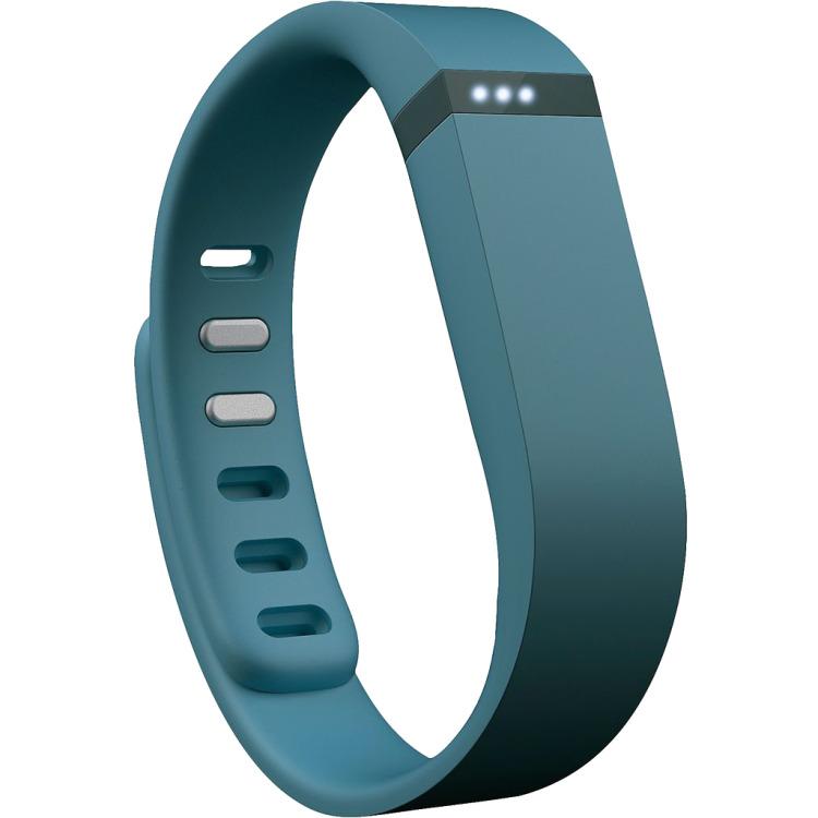 Image of Fitbit activiteitsmeter Flex - blauw