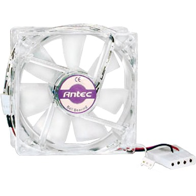 Image of Antec Pro DBB, 120mm, 2000rpm, Clear
