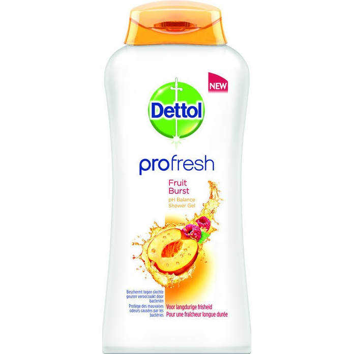 Image of Profresh Fruit Burst Douchegel, 500 Ml