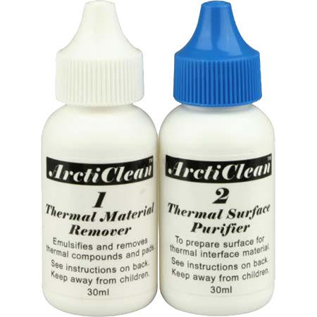 Arctic Silver ArctiClean reinigingsmiddel 2x 30ml