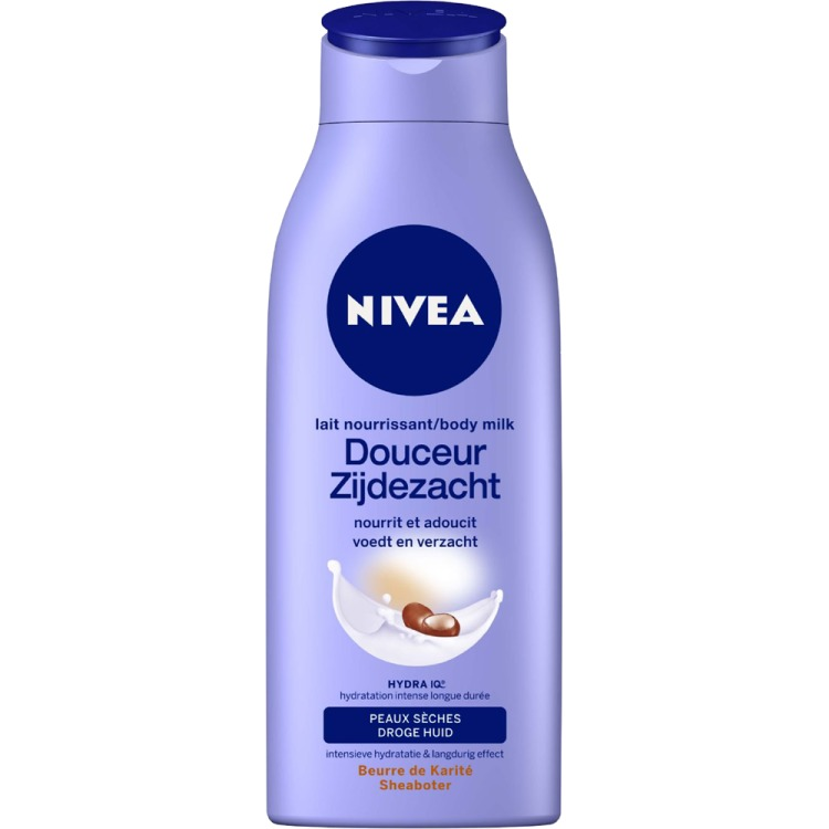 Image of Zijdezachte Body Milk (400 Ml)