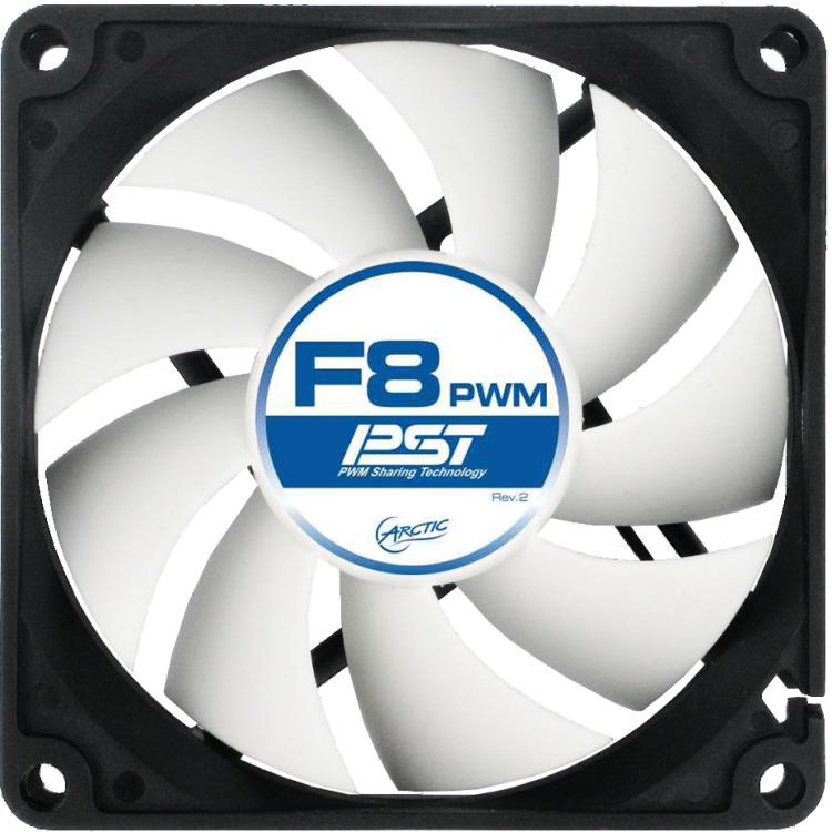 Image of Arctic Cooling PC-ventilator F8 PWM 8 cm