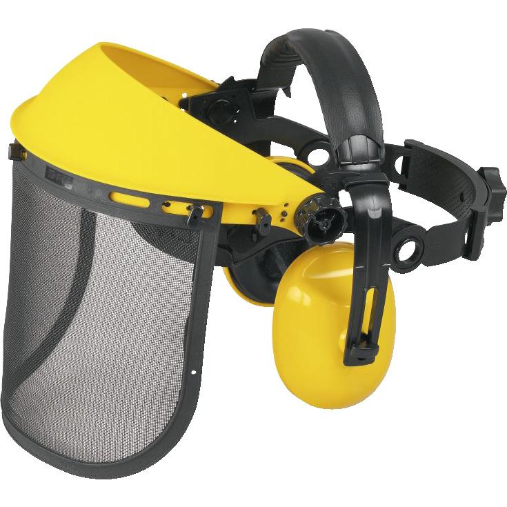 PRO 002 Gehoorbescherming met gaasvizier kopen