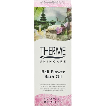 Image of Bali Flower Bath Oil, 100 Ml