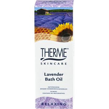 Image of Provence Lavender Bath Oil, 100 Ml