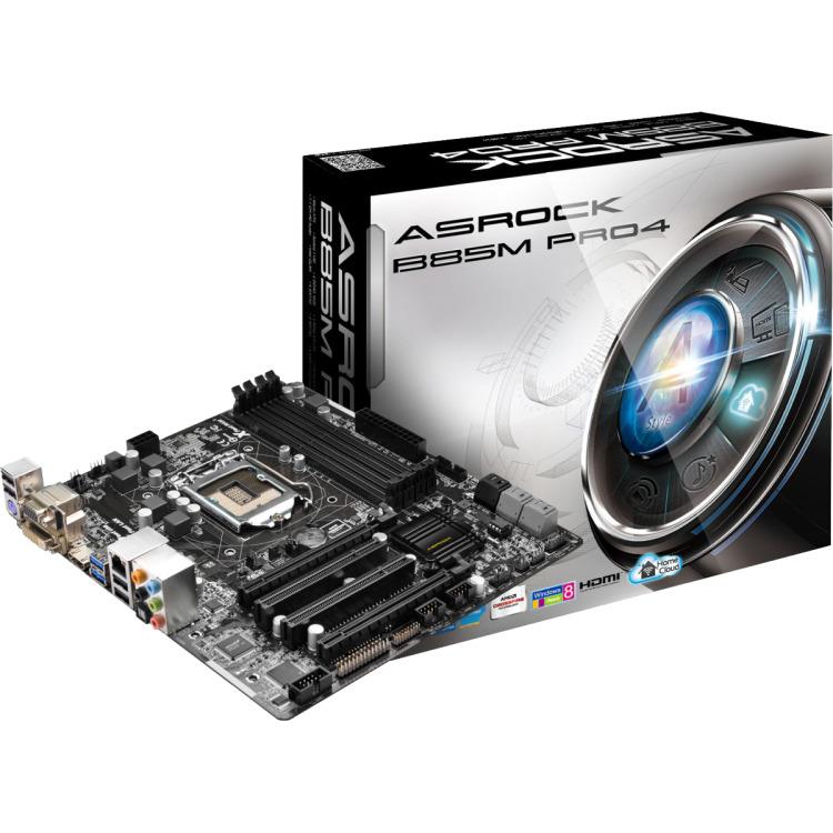MB ASRock INT S1150 B85M PRO4