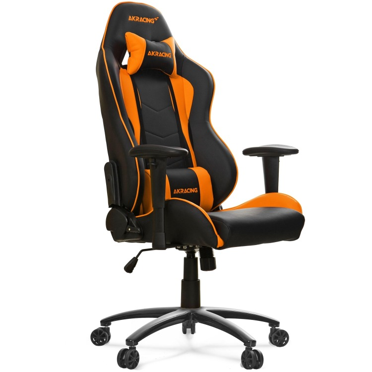 AK Racing AKRACING, Nitro Gaming Chair (Oranje) (AK-NITRO-OR)