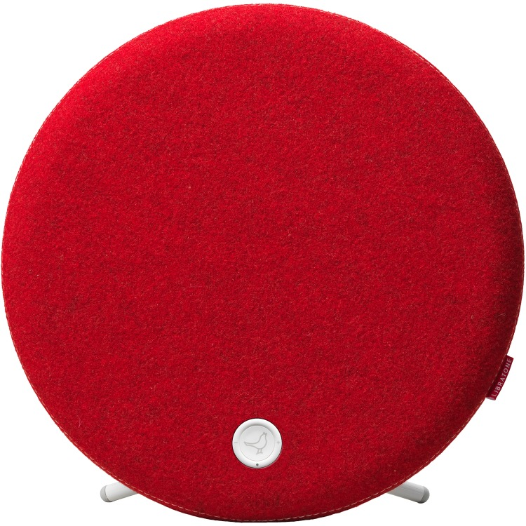 Libratone Loop - Draadloze speaker met Airplay- Rood