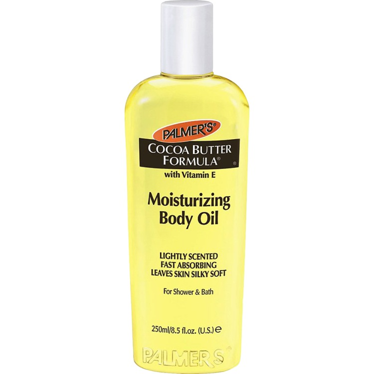 Image of Cocoa Butter Formula Moisturizing Body Oil (250 Ml)