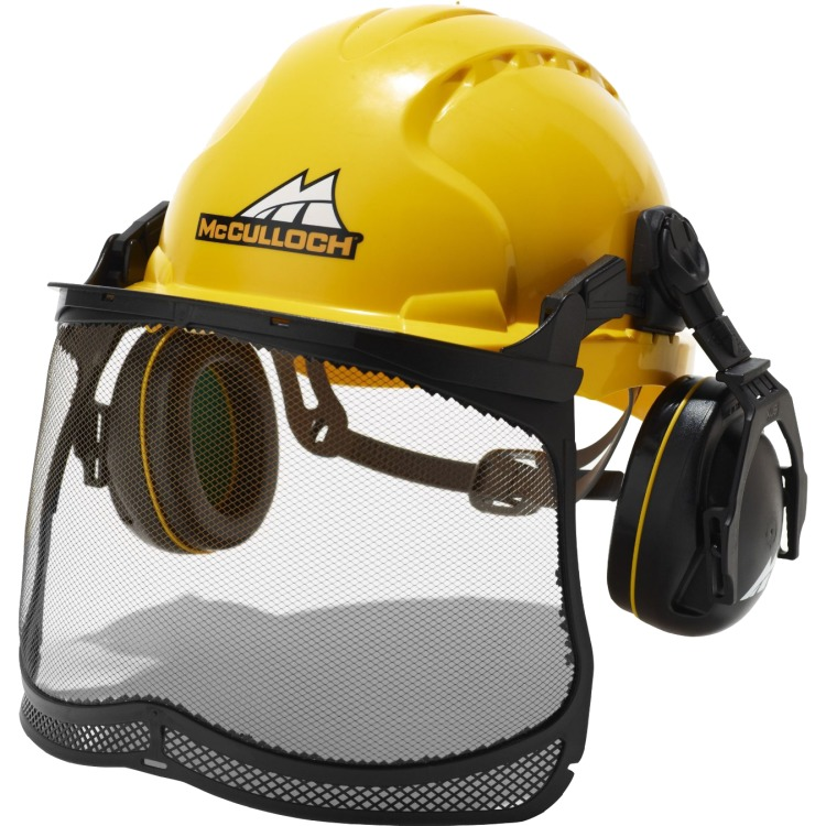 Image of PRO 016 Bosbouw veiligheidshelm
