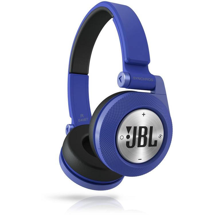 JBL Synchros E40 Blauw