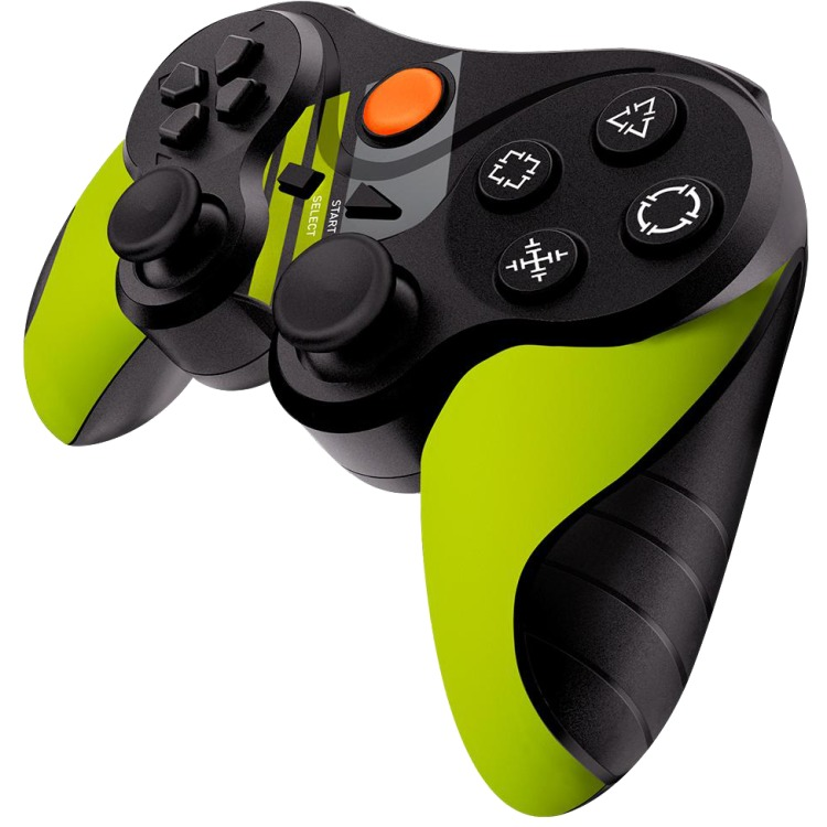Gioteck VX-3 Wired Controller - Groen - Sport Edition (PS3)