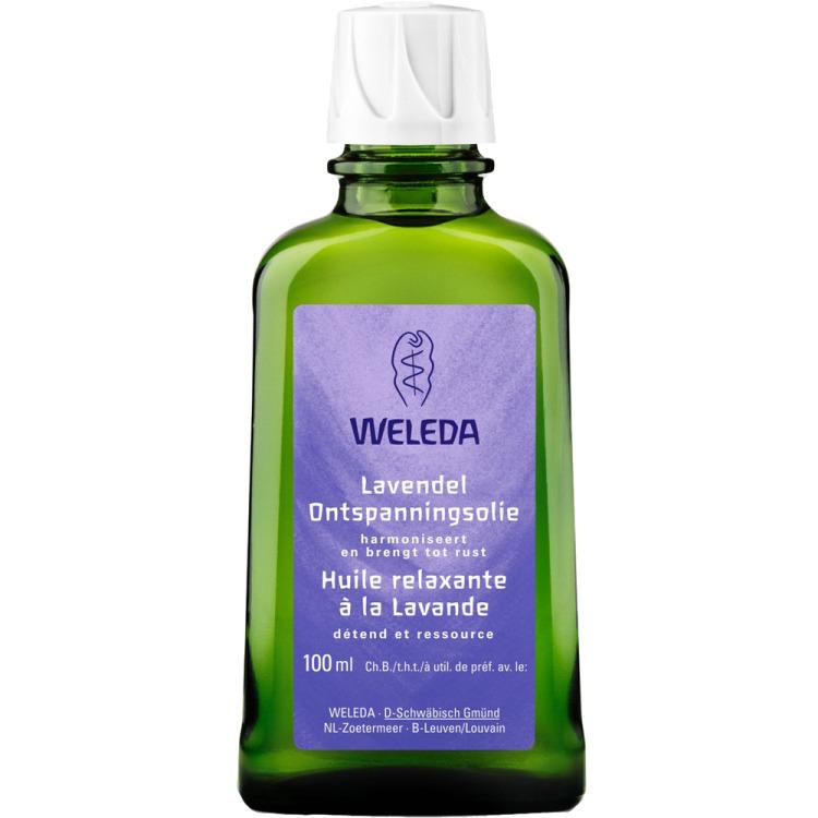 Image of Lavendel Ontspanningsolie, 100 Ml