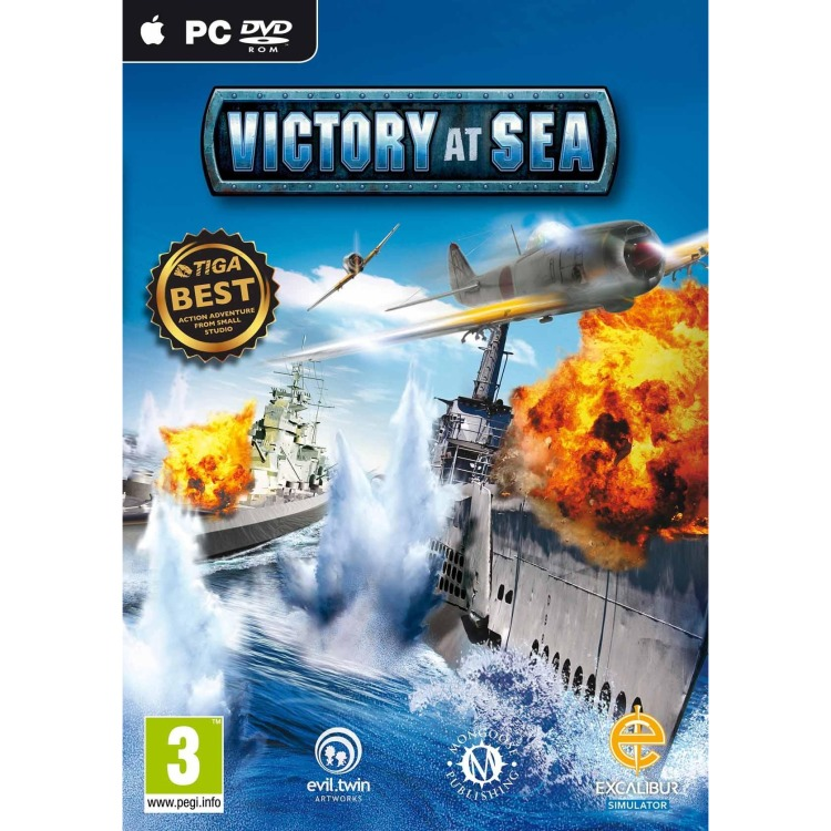 Victory at Sea  (DVD-Rom)