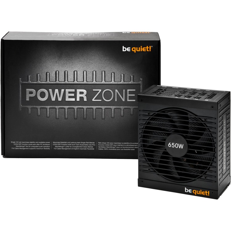 be quiet! POWER ZONE 650W