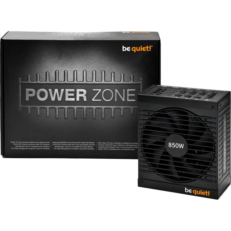 be quiet! POWER ZONE 850W