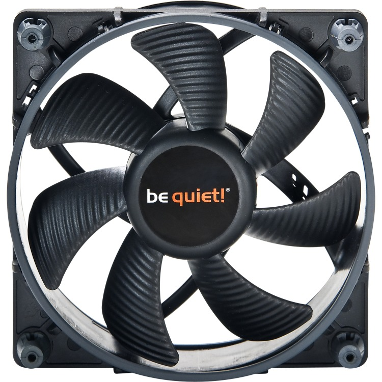 Image of be quiet Casefan Shadow Wings 120mm, 1500rpm PWM