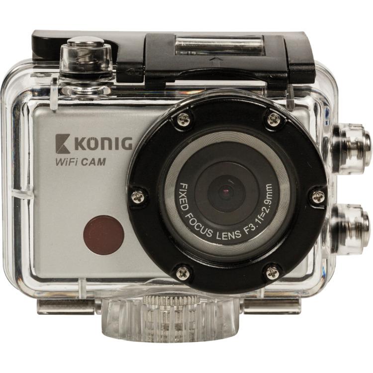 Image of Actiecamera - 8 megapixel - 1080p - König