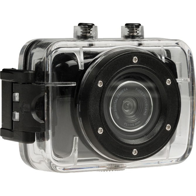 Camlink CL-AC10 HD Actiecamera 720P met 2touchscreen