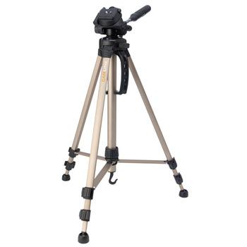 Image of Camera/Video Statief Pan & Tilt 145 Cm Brons