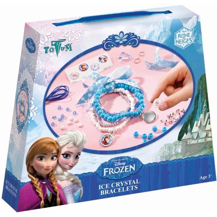 Armbandjes Maken Frozen Totum: Ijskristal