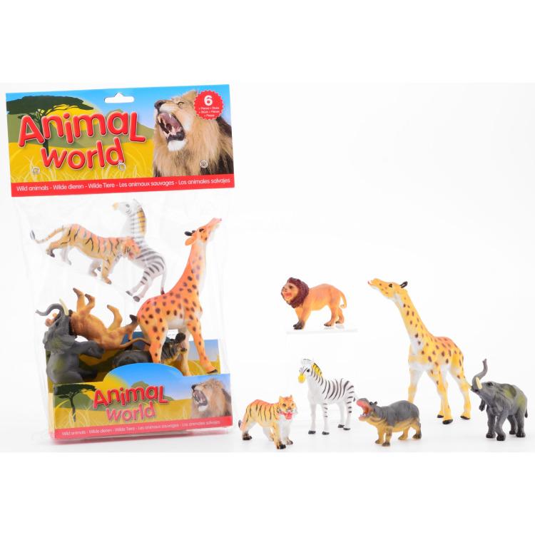 Image of Animal World Dierentuin Dieren