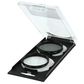 Uv & Cpl Polarizer Twin Pack (52mm)