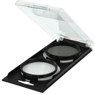 Uv & Cpl Polarizer Twin Pack (58mm)