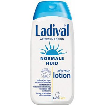 Image of Ladival Aftersun Lotion Normale Huid, 200 Ml