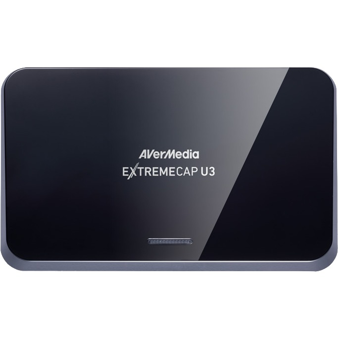 Image of AVerMedia - ExtremeCap U3, 1080p 60fps Video Capture