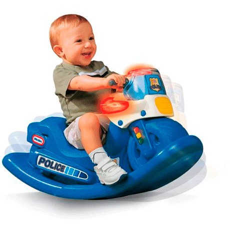 Image of Little Tikes Police Rocker